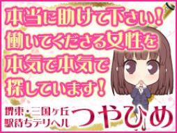 堺市 人妻デリヘル 艶姫(つやひめ)